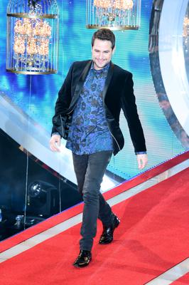 Kavana, real name Anthony Kavanagh, entering the Celebrity Big Brother house at the start of the latest series of the Channel 5 programme at Elstree Studios, Borehamwood. PRESS ASSOCIATION Photo. Picture date: Wednesday January 7, 2015. Photo credit should read: Ian West/PA Wire