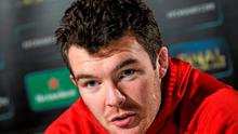 Peter O'Mahony still believes in Munster and doesn't contemplate the myriad of problems that pundits have presented to their chances of future progression