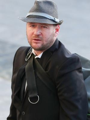 21/10/20 Ronan Stephens (42), of Captain's Road, Crumlin, at court at court for his case. PIC: Collins Courts
