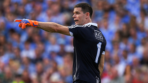 Stephen Cluxton is the accepted leader of the restart revolution in Gaelic football Photo: Ray McManus/Sportsfile