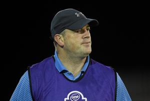 Kilmacud Crokes manager Ollie Baker insists it is too soon for talk of winning the Leinster title. Photo: Pat Murphy / SPORTSFILE