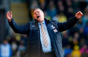 Would you risk that amount of money on Crystal Palace?