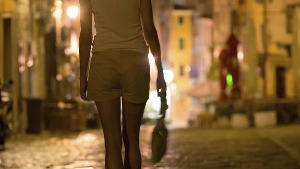 OLDEST PROFESSION: The number of prostitution offences increased by almost 10pc over the last year. Picture posed