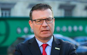 Economic credibility: New Labour Party leader Alan Kelly might have a useful contribution to make in solving our mounting debt
