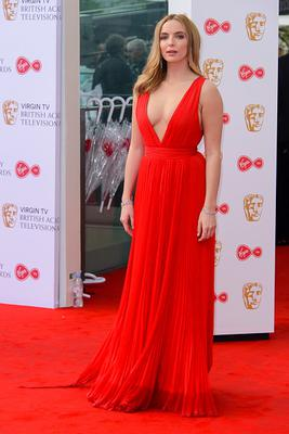 Jodie Comer attends the Virgin TV BAFTA Television Awards at The Royal Festival Hall on May 14, 2017 in London, England. (Photo by Joe Maher/Getty Images)