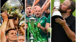 Dublin captain Stephen Cluxton, Ireland rugby skipper Rory Best and golfer Shane Lowry helped make the 2010s a stellar decade for Irish sport