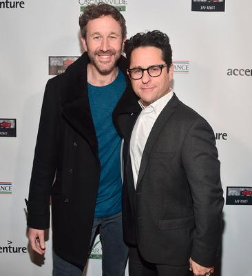 LOS ANGELES, CA - FEBRUARY 21:  Chris O'Dowd and J.J. Abrams attend Oscar Wilde Awards 2019 on February 21, 2019 in Los Angeles, California.  (Photo by Alberto E. Rodriguez/Getty Images for US-Ireland Alliance)