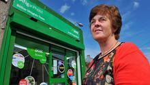 Post mistress Aine O' Shea says the Government fails to appreciate postmasters