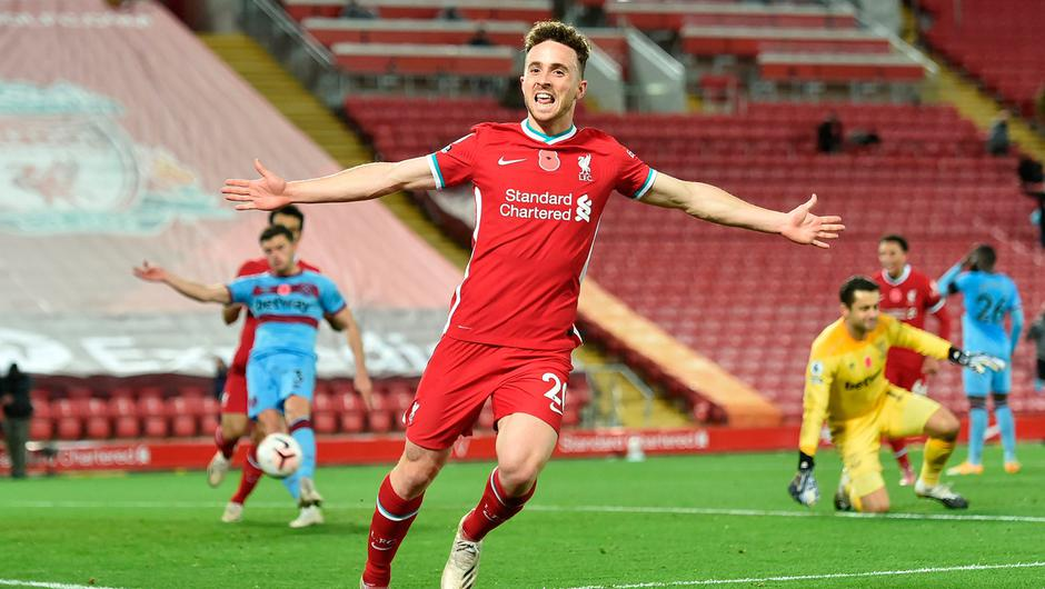 Liverpool manager Jurgen Klopp knew summer signing Diogo Jota would fit into his side quickly and that is why he has not held him back. Peter Powell/PA Wire.
