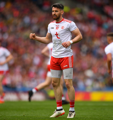 Mattie Donnelly is looking forward to playing in his first senior inter-county knockout championship. Photo: Eóin Noonan/Sportsfile