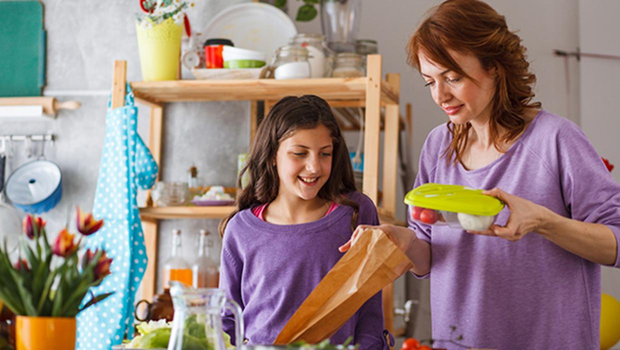 Quick and easy packed lunch ideas (that your kids will actually eat)