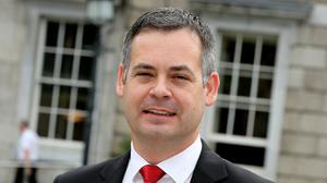 CODOLOGY: Pearse Doherty. Photo: Tom Burke