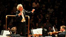 Miracles of music: Simon Rattle and the Berlin Philharmonic.