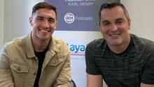Karl Henry with this week's guest Greg O'Shea