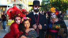Celebrations of the Day of the Dead in San Diego. Photo: Matthew Baldwin, courtesy sandiego.org