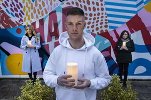 CAMPAIGN: Pieta ambassadors Louise Cooney, Shane Carthy and Mary Black, pictured at the launch of Pieta's Christmas campaign, #HopeOverSilence, an appeal to break the stigma of lonely, silent nights. Photo: Andres Poveda