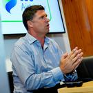 FAI Interim Deputy CEO Niall Quinn. Photo: Ramsey Cardy/Sportsfile