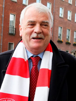 Independent TDs Finian McGrath has revealed that he has not paid the water charge Photo: Tom Burke