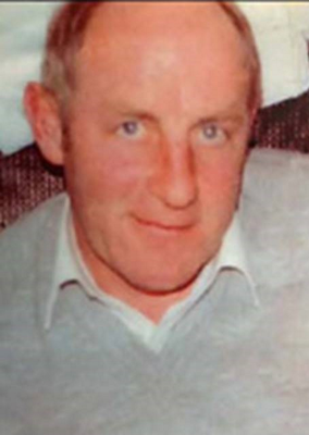Tony Lynch, who went missing in 2002