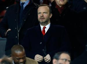 Chief Executive of Manchester United Ed Woodward. Photo: Martin Rickett/PA Wire