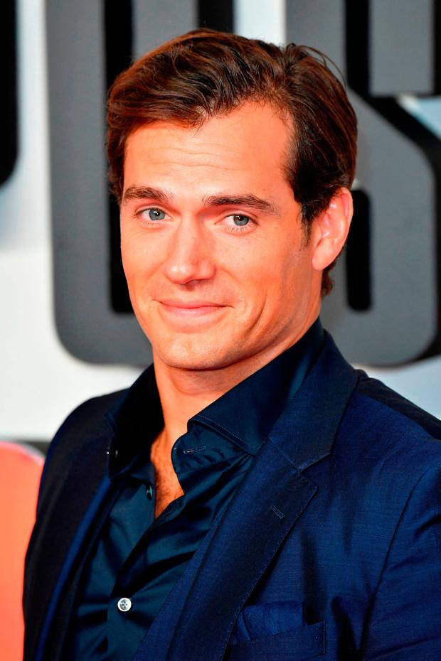 HENRY CAVILL: 'They just wanted another villain to strap in the stocks and pelt with rotten fruit'. Photo: Jeff Spicer/Getty Images