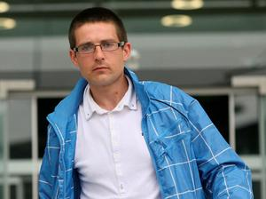 Alan Hutch is seeking to benefit from the suspended sentence ruling.