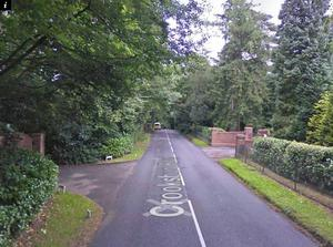Police begin double murder investigation after officers find bodies at house in Farnham
