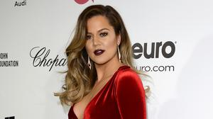 """Khloe Kardashian said she was left """"frustrated"""" by sister Kourtney's reluctance to share her private life on the family's reality TV show (PA)"""