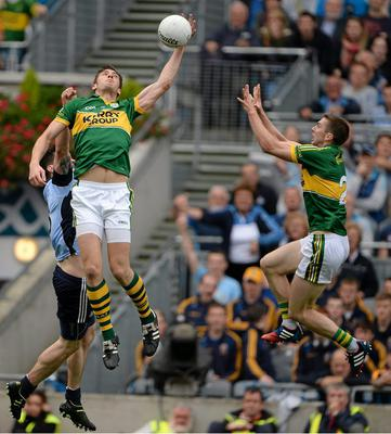 David Moran could have a big say in today's game