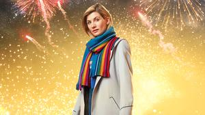 Jodie Whittaker as Doctor Who (BBC)