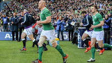 "Pictured - Paul O'Connell: ""Based on what a player of the tournament should be, then the announcement of Limerick's finest as the official Player of the Tournament puts the cherry on top of the Irish icing on the 2015 Six Nations cake of Ireland's triumph"""