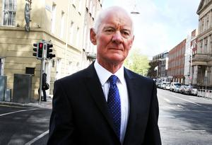 Patrick Neary, the former Chief Executive of the Irish Financial Services Regulatory Authority