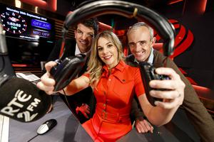 'I thought of Kelly on Tuesday listening to 'Game On' presented by Marie Crowe, Donncha O'Callaghan and Ruby Walsh on 2FM'. Photo: Andres Poveda