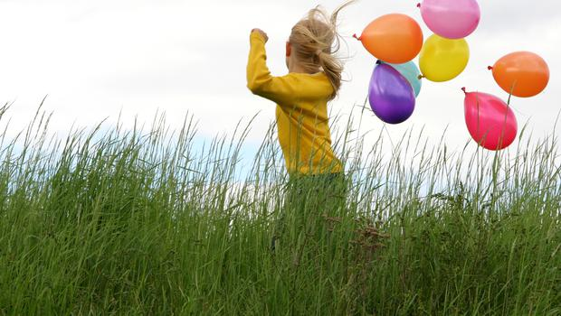 """Anaesthetist Dr Tom Dolphin said using helium in balloons was a """"colossal waste"""" of the element."""