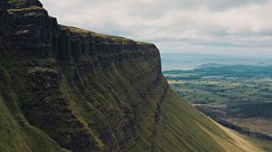 Ben Bulben, from the new 'Sligo Sets Your Spirit Free' campaign (SligoTourism.ie)