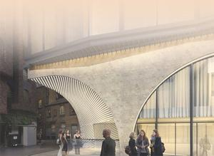 Delivery: A rendering of the planned Wren Urban Nest hotel in Dublin