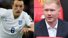 Former Manchester United midfielder Paul Scholes said Phil Jones was 'not quite clever enough' to be a centre-back