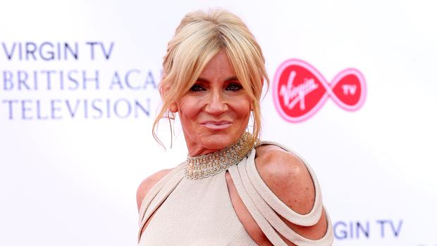 Michelle Collins says there is also a class prejudice on television (Isabel Infantes/PA)