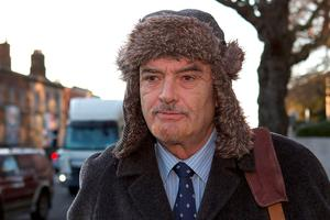 Ian Bailey               Photo: DAMIEN EAGERS/AFP via Getty Images