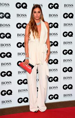 Amber Le Bon attends the GQ Men Of The Year Awards at The Royal Opera House on September 8, 2015 in London, England.  (Photo by Gareth Cattermole/Getty Images)