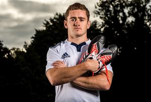 Wallace: 'It's a big season for Paddy Jackson. He came on a lot last year and played some outstanding games'. Picture credit: Pat Murphy / SPORTSFILE