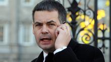 Pearse Doherty, the Sinn Fein TD from Donegal, named Keith Harrison in the Dail