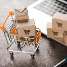 Only 32pc of Irish retailers can process sales online. Stock Image