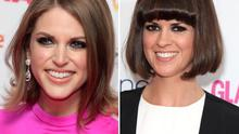 Best friends Amy Huberman (left) and Dawn O'Porter