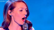 Lucy O'Byrne sings Wish Upon A Star on The Voice UK