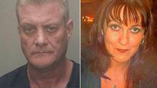 Martin Mahon (left) has been found guilty of the attempted murder of Gillian McCann Johnston
