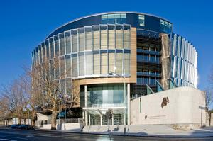 The Criminal Courts of Justice in Dublin