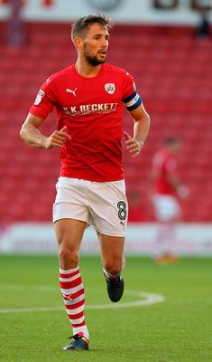 Conor Hourihane of Barnsley. Photo: Getty Images
