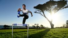 Thomas Barr at the launch of the Irish Life Health Runuary Campaign in Dunmore East, Waterford. Photo by Sam Barnes/Sportsfile