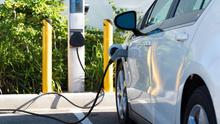 Sticking point: The relative lack of charging points means electric cars remain an unrealistic option for many. Stock image